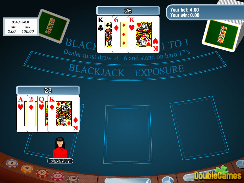 Screenshot descargo de Open Blackjack 2