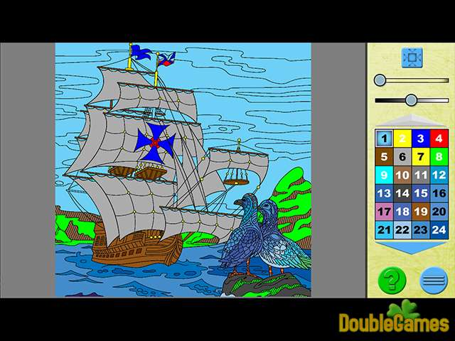 Free Download Paint By Numbers 7 Screenshot 2