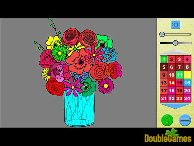 Free Download Paint By Numbers 7 Screenshot 3