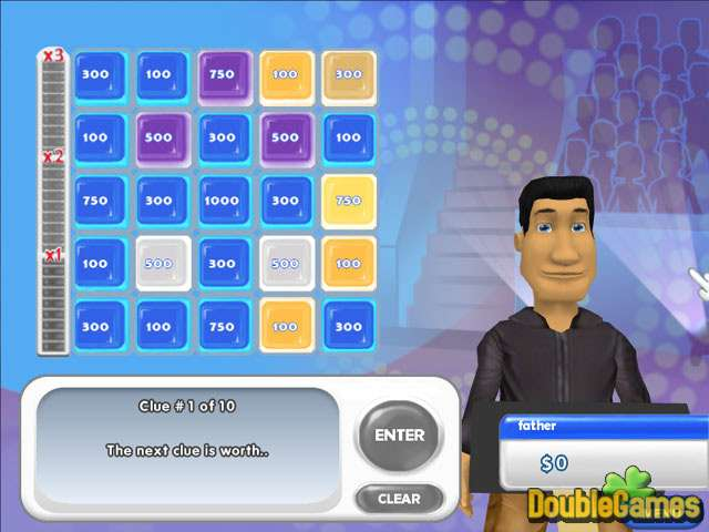 Free Download Pat Sajak's Linked Letters Screenshot 1