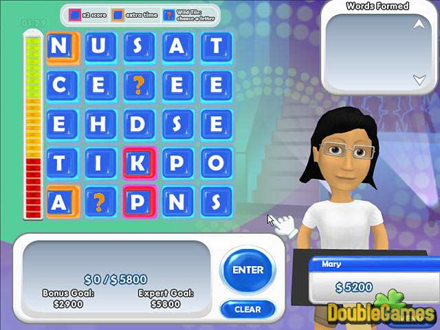 Free Download Pat Sajak's Linked Letters Screenshot 2
