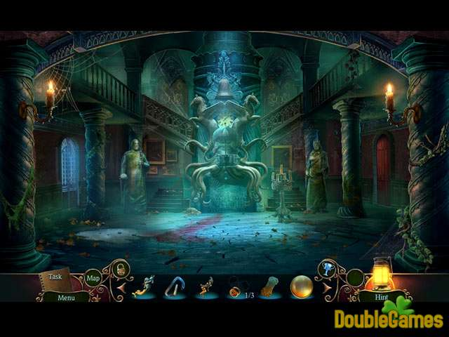 Free Download Phantasmat: Mournful Loch Collector's Edition Screenshot 1