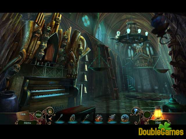 Free Download Phantasmat: Mournful Loch Collector's Edition Screenshot 2