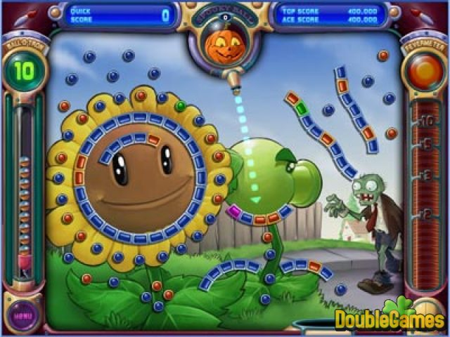 Screenshot descargo de Plants vs Zombies Game of the Year Edition 1