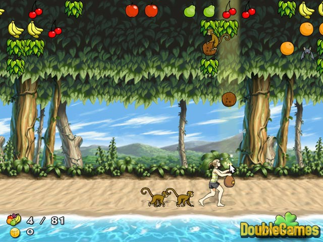 Free Download Primate Panic Screenshot 1