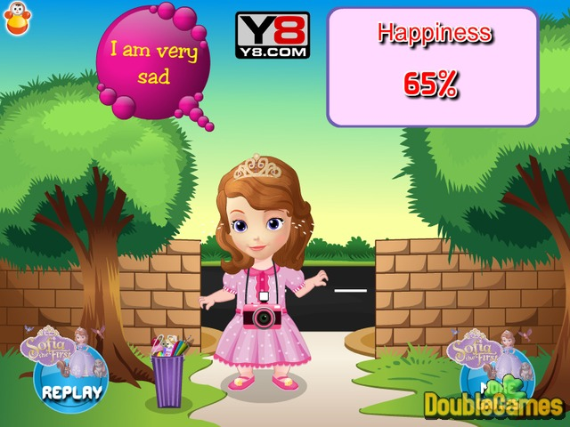 Free Download Princess Sofia The First: Zoo Screenshot 2
