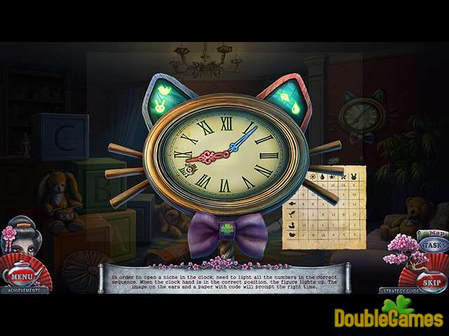 Free Download PuppetShow: Porcelain Smile Collector's Edition Screenshot 3