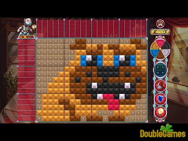 Free Download Rainbow Mosaics 13: Detective Helper Screenshot 2
