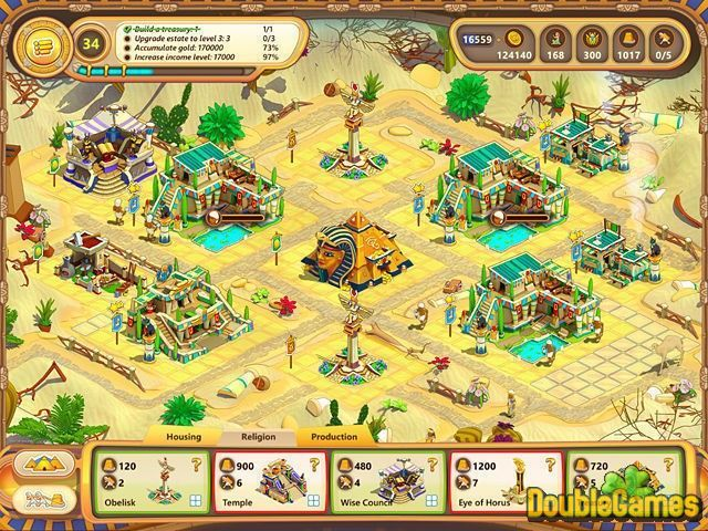 Free Download Ramses: Rise Of Empire Collector's Edition Screenshot 3