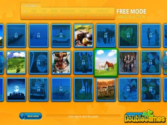 Free Download Ravensburger Puzzle II Selection Screenshot 1