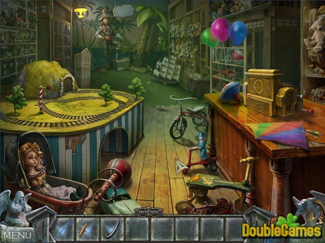 Free Download Redemption Cemetery: Niños en dificultades Screenshot 3