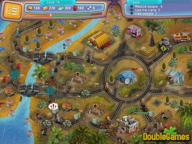 Free Download Rescue Team 7 Screenshot 2