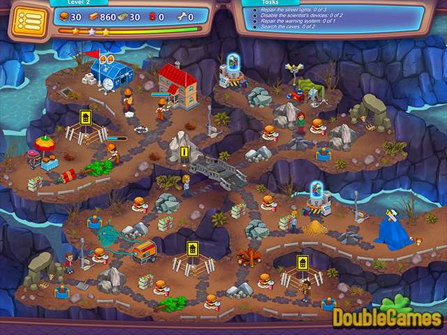 Free Download Rescue Team: Evil Genius Collector's Edition Screenshot 3