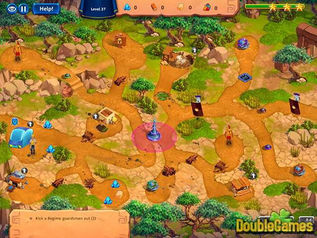 Free Download Roads of Time: Odyssey Screenshot 3