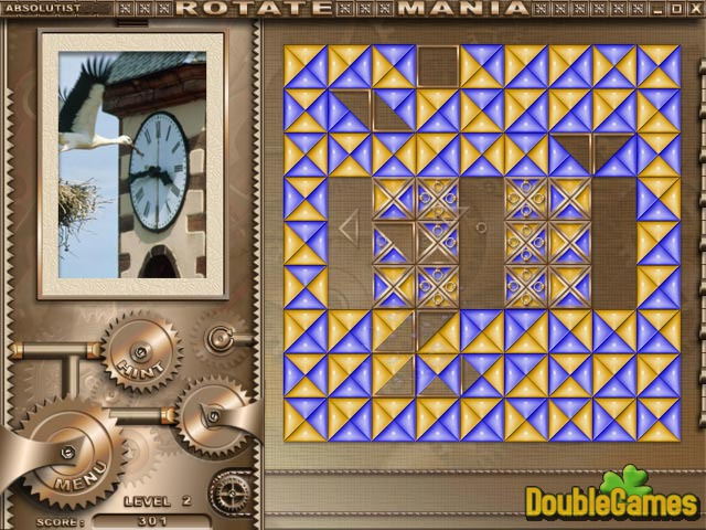 Free Download Rotate Mania Deluxe Screenshot 2