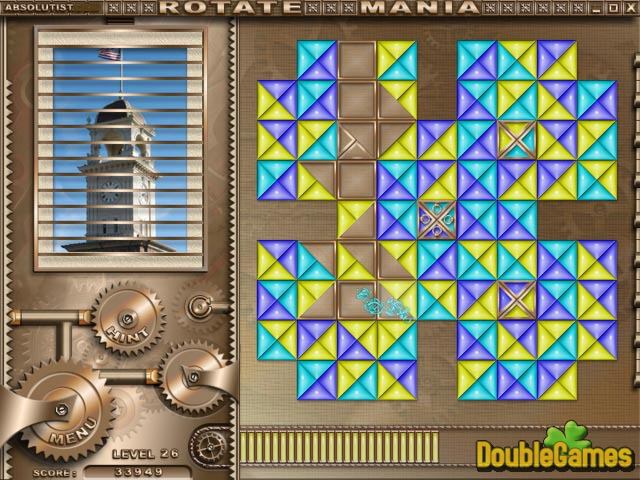 Free Download Rotate Mania Deluxe Screenshot 3