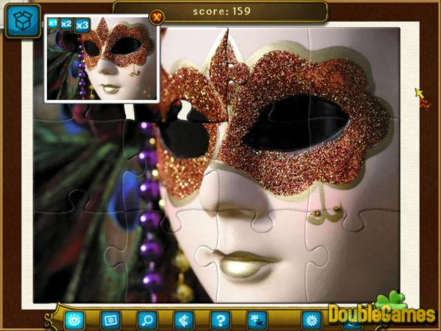 Free Download Royal Jigsaw 2 Screenshot 1