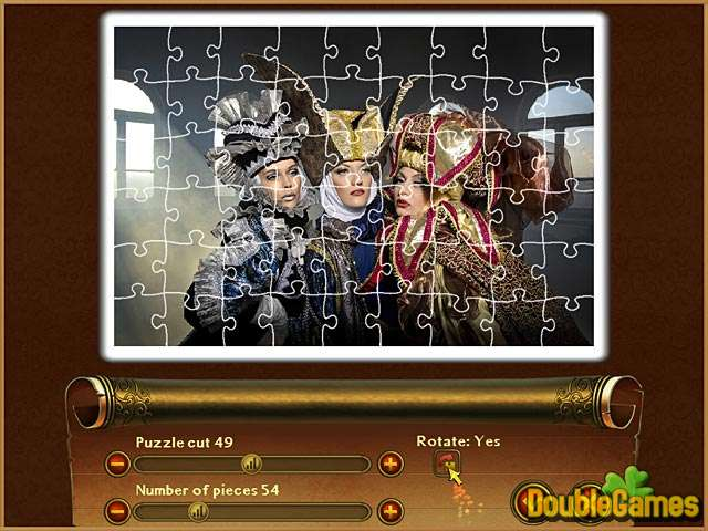 Free Download Royal Jigsaw Screenshot 1