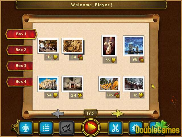 Free Download Royal Jigsaw Screenshot 2