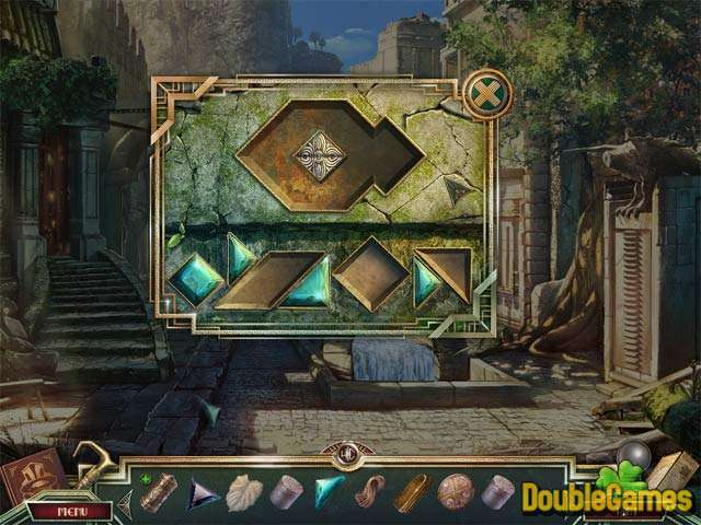 Screenshot descargo de Sacred Almanac: Traces of Greed 3