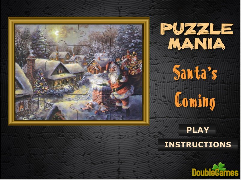 Free Download Santa Is Coming Screenshot 1