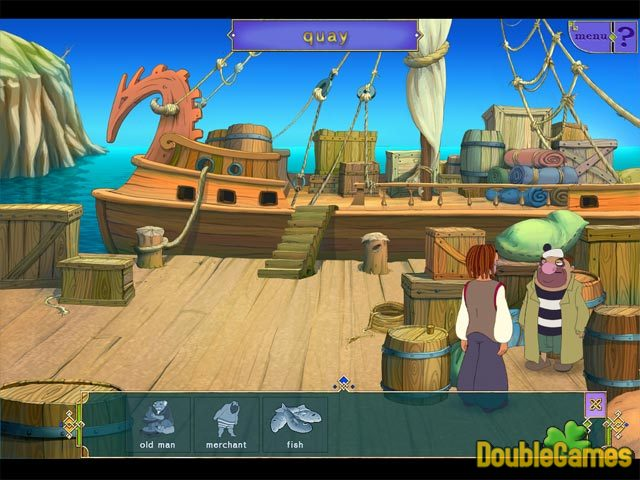 Free Download Sinbad: In search of Magic Ginger Screenshot 1