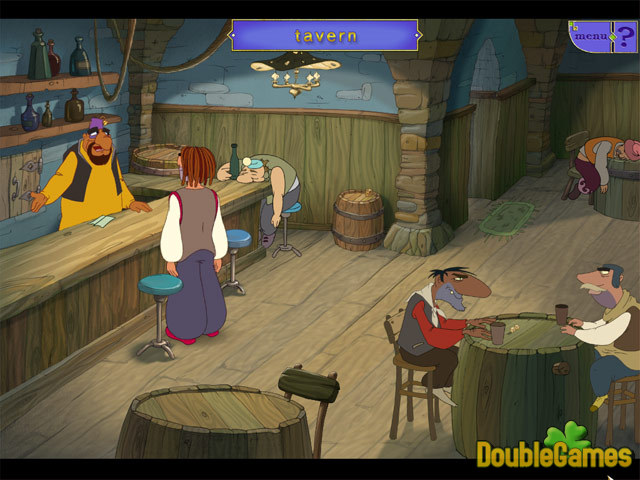 Free Download Sinbad: In search of Magic Ginger Screenshot 3