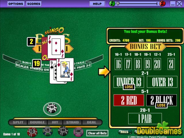 Screenshot descargo de Slingo Casino Pak 1