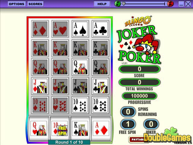 Screenshot descargo de Slingo Casino Pak 2
