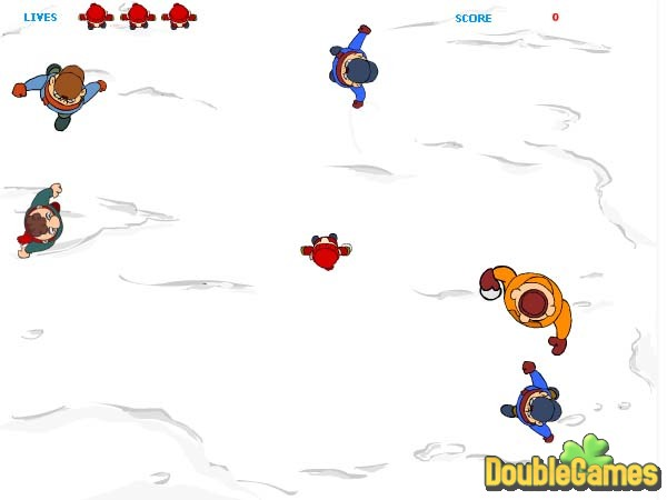 Free Download Snow Ball Warrior Screenshot 2