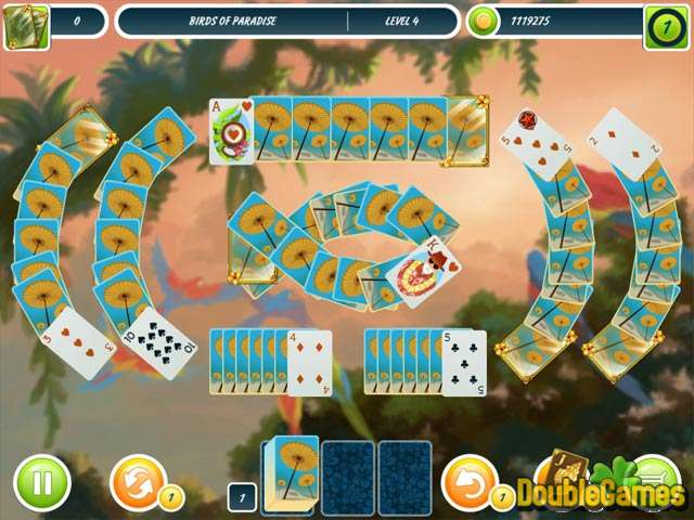 Free Download Solitaire Beach Season 2 Screenshot 1