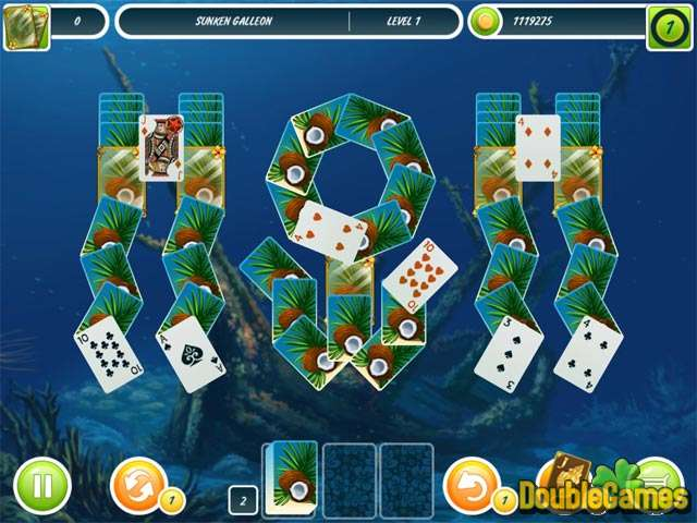 Free Download Solitaire Beach Season 2 Screenshot 3