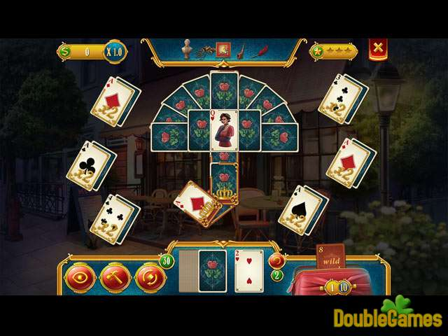 Free Download Solitaire Detective: Framed Screenshot 1