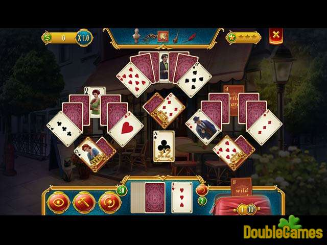 Free Download Solitaire Detective: Framed Screenshot 3