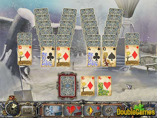 Free Download Solitaire Mystery: Four Seasons Screenshot 1