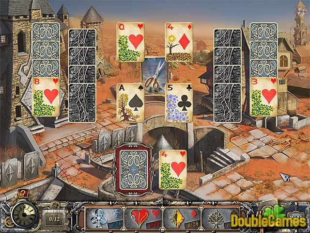 Free Download Solitaire Mystery: Four Seasons Screenshot 3
