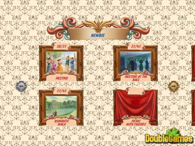 Free Download Solitaire Victorian Picnic 2 Screenshot 2