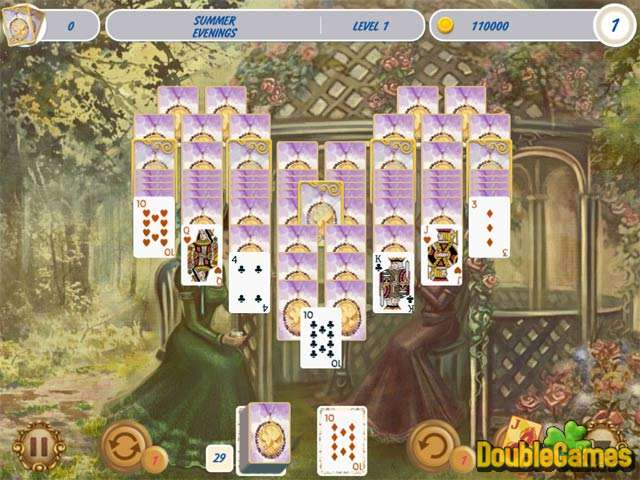 Free Download Solitaire Victorian Picnic 2 Screenshot 3