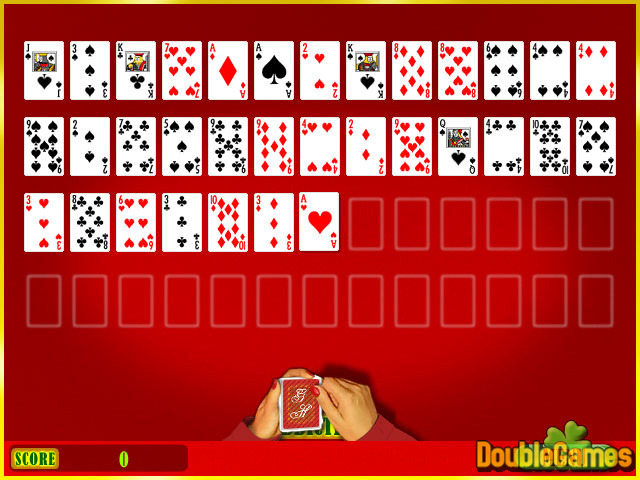 Free Download Solitaire Screenshot 2