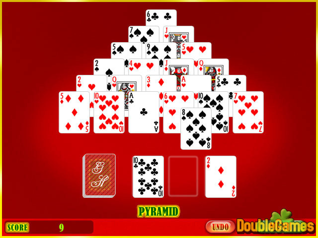 Free Download Solitaire Screenshot 3