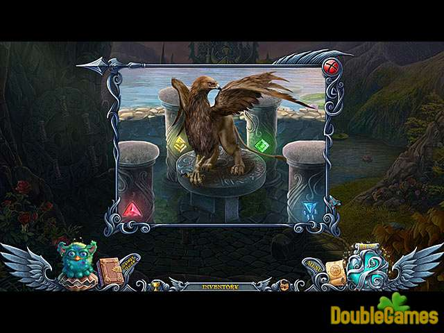 Free Download Spirits of Mystery: The Silver Arrow Collector's Edition Screenshot 2