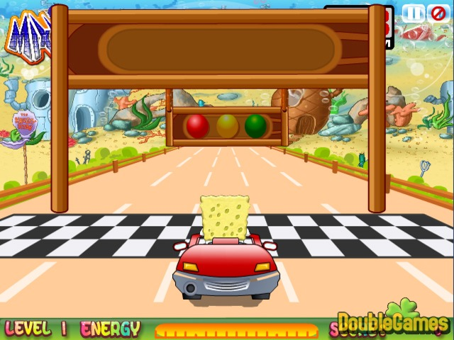 Free Download SpongeBob Road Screenshot 1