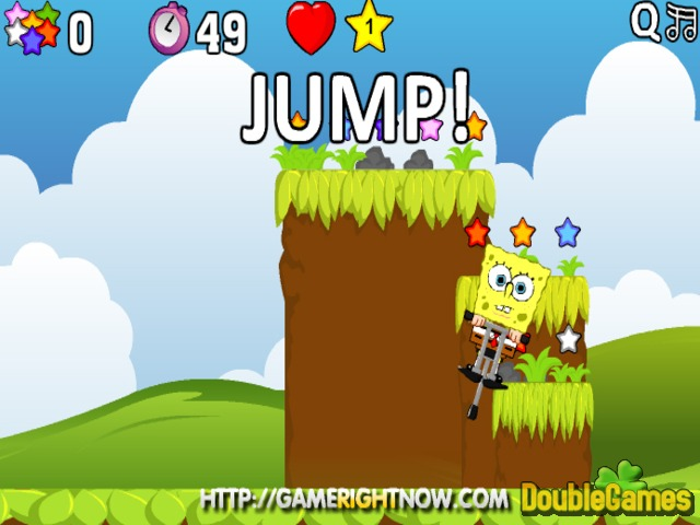 Free Download Spongebob Super Jump Screenshot 1