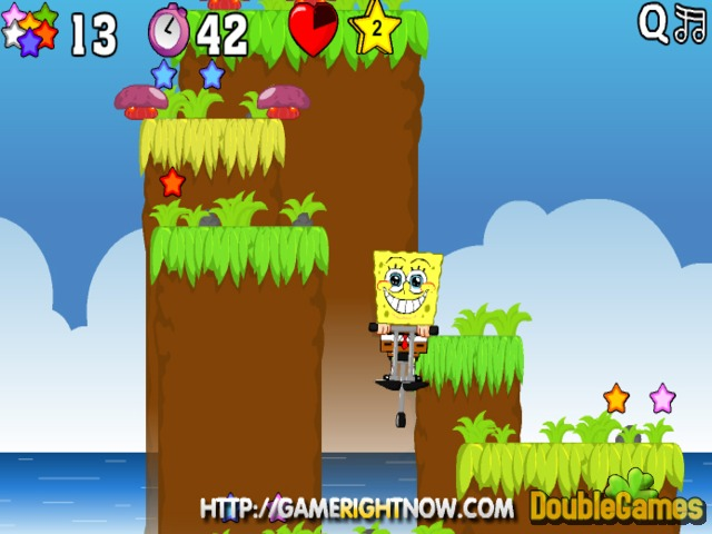 Free Download Spongebob Super Jump Screenshot 2