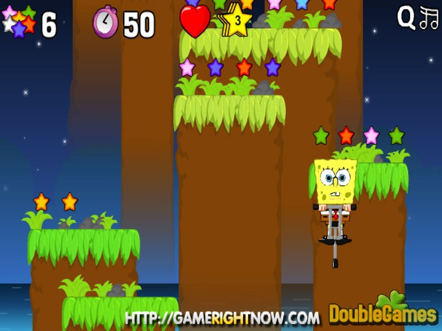 Free Download Spongebob Super Jump Screenshot 3