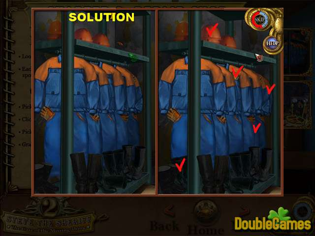 Free Download Steve the Sheriff 2: The Case of the Missing Thing Strategy Guide Screenshot 3