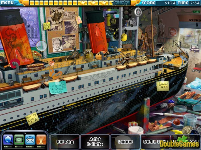 Free Download Sunset Studio: Love on the High Seas Screenshot 2