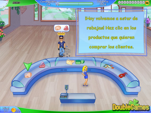 Free Download Supermarket Management 2 Screenshot 1