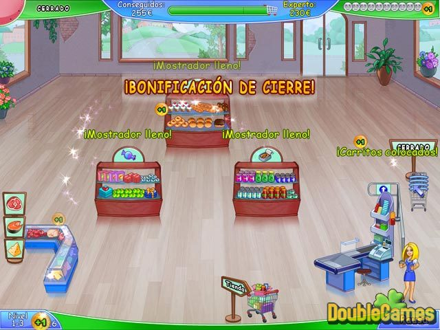 Free Download Supermarket Management 2 Screenshot 3