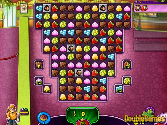 Free Download Sweet Shop Rush Screenshot 1